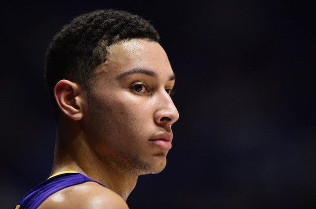 Lakers News: Ben Simmons Declares For 2016 Nba Draft