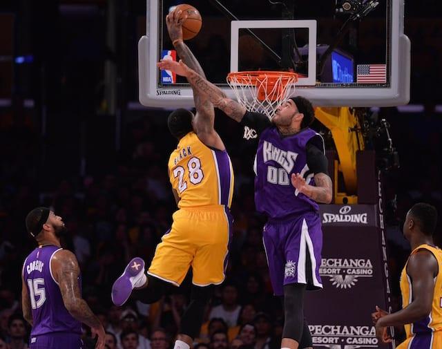 Game Recap: Slow Start Dooms Lakers Again In Loss To Kings