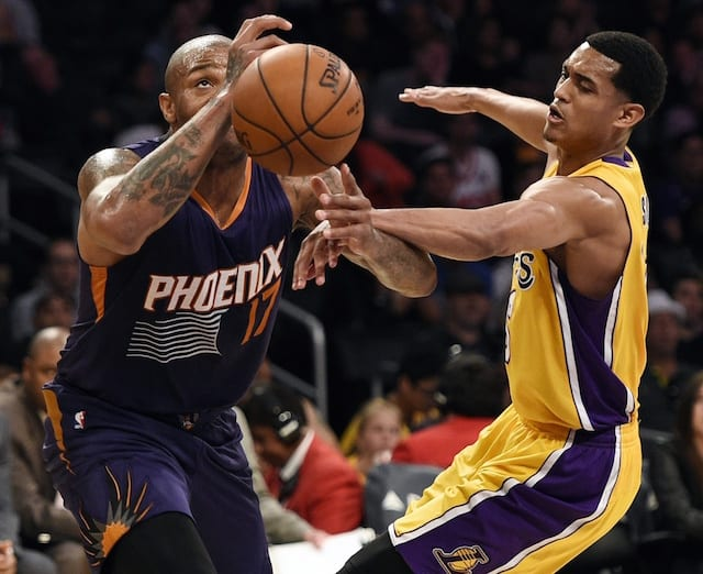 Game Recap: Lakers Fall To Suns For Second Time In Six Nights