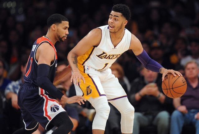Game Recap: Lakers Turnovers Lead To Blowout Loss Vs. Wizards
