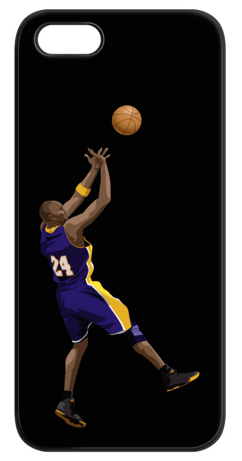 New: Mamba Throwdown Phone Case $24.00