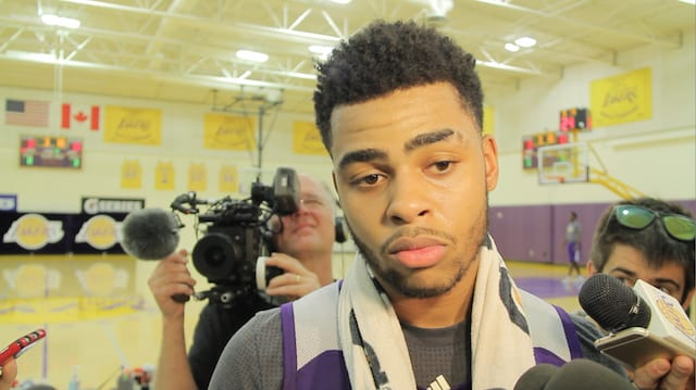 Lakers News: Aftermath Of Nick Young, D'angelo Russell Incident