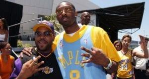 Kobe Bryant, Ice Cube