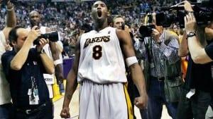 Kobe game winner