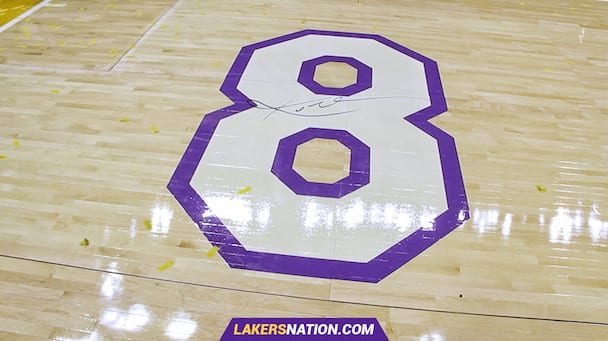 Lakers Give Fans A Chance To Own Memorabilia From Kobe Bryant's Final Game