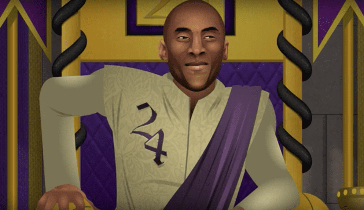 Video: Game Of Zones 'the Purple Retirement' Honors Kobe Bryant