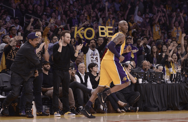 Game Recap: Kobe Bryant Drops 60 Points In Final Game, Lakers Win