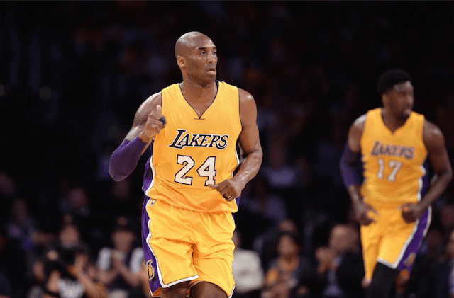 Kobe Bryant On Scoring 60 Points In Finale: 'i'm Still In Shock About It'