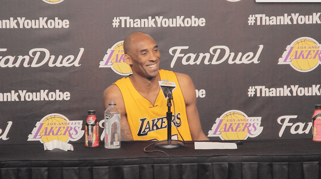 Kobe Bryant's Final Nba Game (videos)