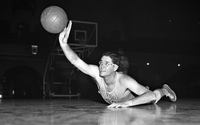 George Mikan Lakers