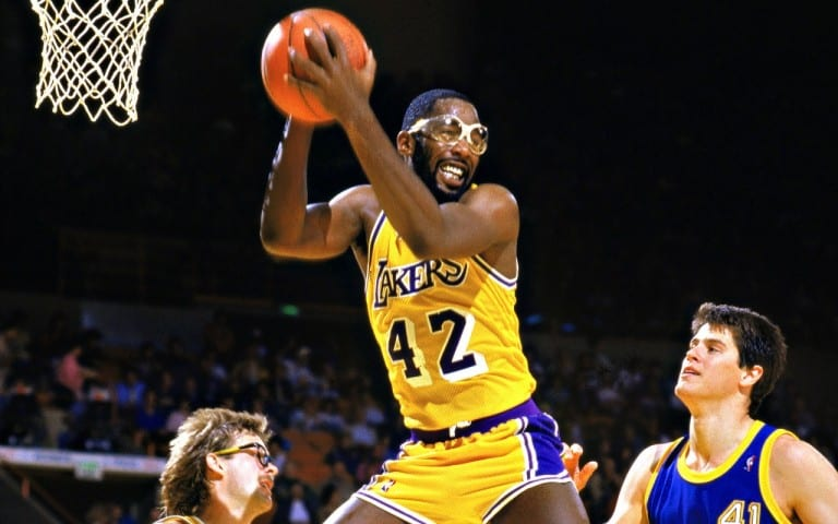 factory price 9696a 74dba Top-10 Greatest Lakers Of All-Time: No. 10, James Worthy ...