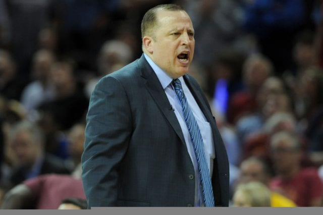 Lakers Rumors: Tom Thibodeau 'crossed Off' L.a. As Potential Landing Spot