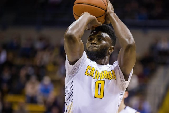 Cal Forward Jaylen Brown Officially Declares For 2016 Nba Draft
