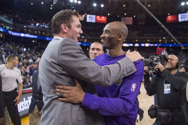 Lakers Find Perfect Fit In Luke Walton