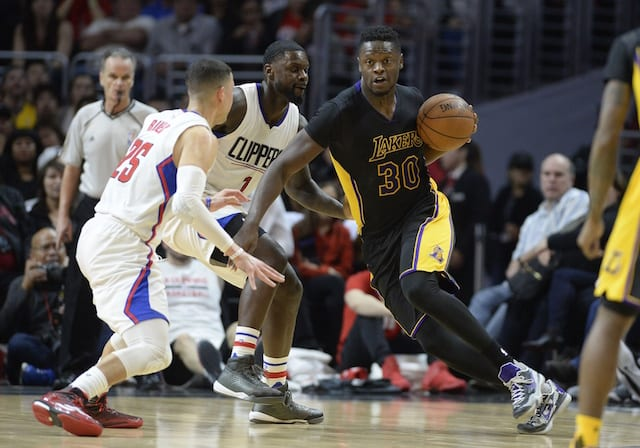 Los Angeles Lakers Vs Los Angeles Clippers Nba Highlights