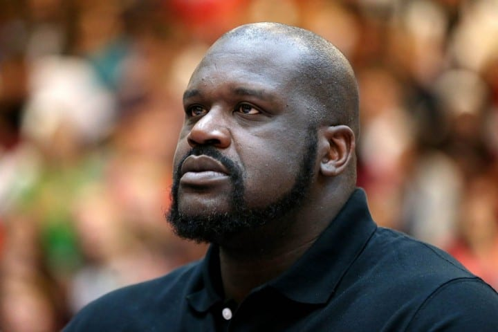 #5. Shaquille O'neal