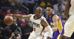 D'Angelo Russell Chris Paul Lakers