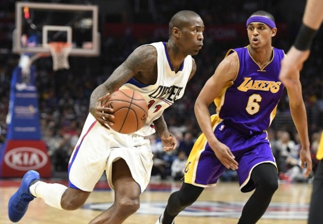 Lou Williams Says Jamal Crawford's Face Should Be On Nba's Sixth Man Trophy