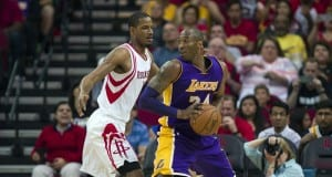 Kobe Bryant Trevor Ariza