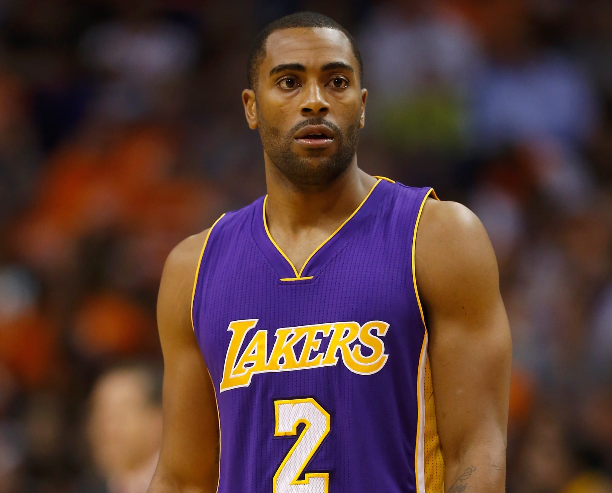 Former Los Angeles Laker Wayne Ellington Talks About Late Father