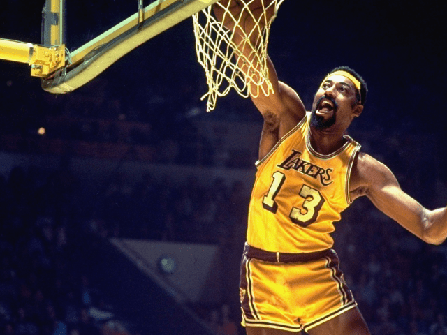 Wilt Chamberlain, Lakers