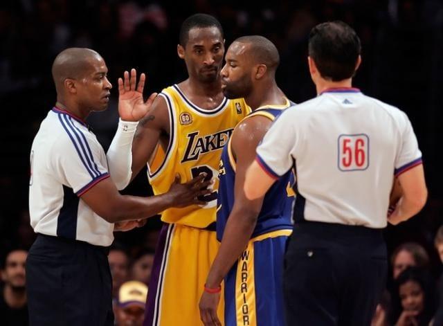 Baron Davis Says Kobe Bryant 'kicked My Butt' One-on-one At Ucla