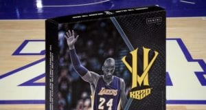 Kobe Hero/Villain Panini Boxed Set