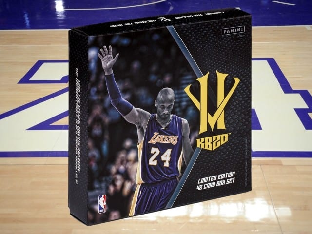 Kobe Bryant Hero Villain Box Set Free Giveaway