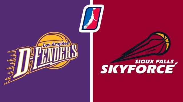 D-fenders Recap: Fourth Quarter Comeback Falls Short For D-fenders In Game 1 Of D-league Finals