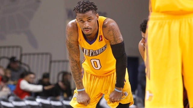 D-fenders Game Recap: Vander Blue's 43-point Performance Leads L.a. To Game 1 Win
