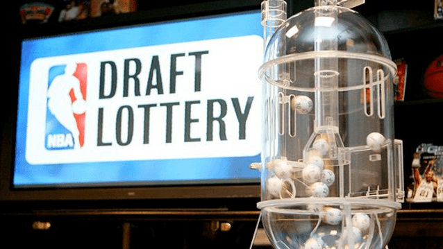 NBA Draft Lottery, Lakers