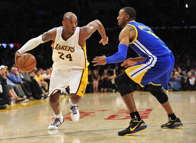 Andre Iguodala Recalls A Classic Kobe Bryant Trash-talking Moment