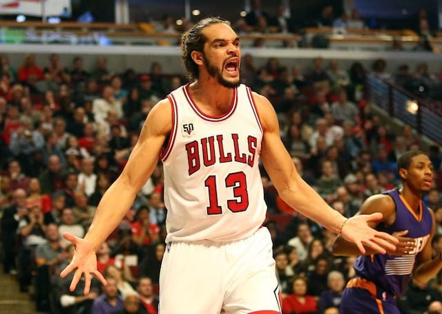 Nba Rumors: Joakim Noah Tells Teammates He's Leaving Chicago?