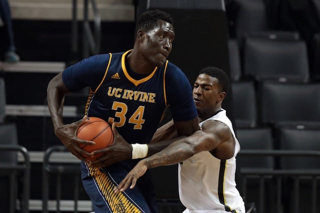 Lakers Draft News: Team To Workout Uc Irvine's Mamadou Ndiaye
