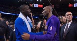 Kobe Bryant Draymond Green, Lakers, Warriors
