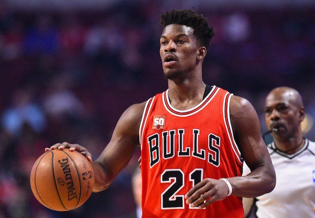 Jimmy Butler NBA