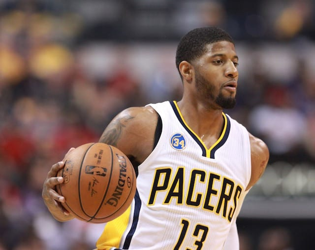 Lakers Rumors: L.a. Planning To Make Run At Paul George This Summer?