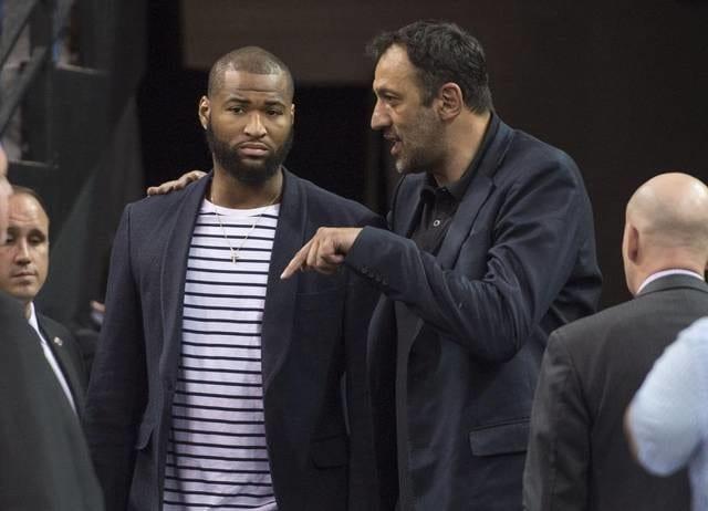 Kings Gm Vlade Divac: Team Won't Trade Demarcus Cousins This Year