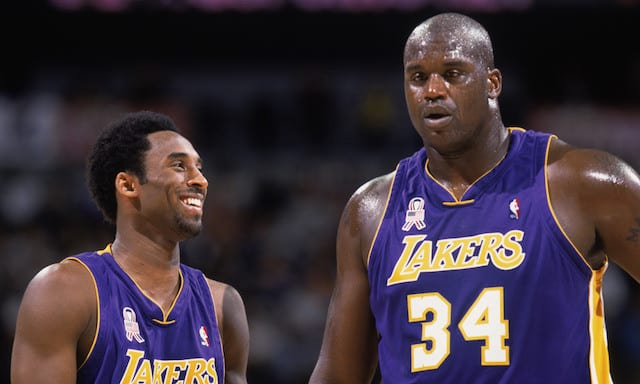 Shaquille O'neal Says 2001 Lakers Would Beat This Year's Warriors