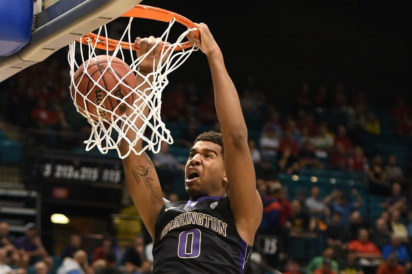 Anonymous Nba Gm: Lakers Should Take Marquese Chriss At Number Two