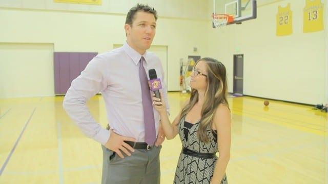 Lakers Nation Interviews Luke Walton (video)