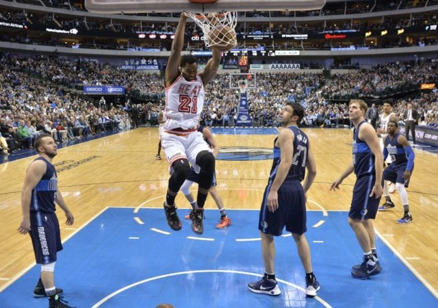 Hassan Whiteside To Meet With Mavericks First In Free Agency