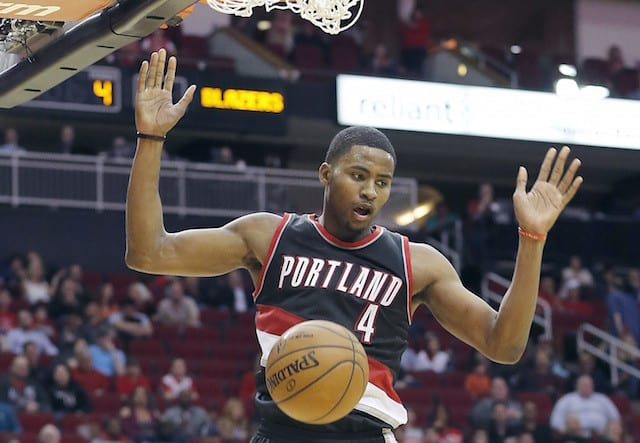Lakers Rumors: L.a. Interested In Restricted Free Agent Moe Harkless