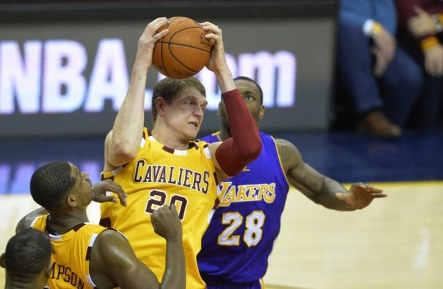 Lakers Rumors: L.a. Making 'serious Run' At Timofey Mozgov