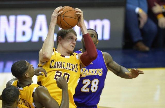 Lakers Rumors: L.a. Making 'serious Run' At Timofey Mozgov