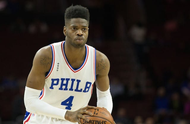 Nba Rumors: Hawks, Sixers Discussing Nerlens Noel-jeff Teague Trade?