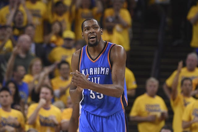 Nba News: Kevin Durant Not Looking To Take Free Agency Tour