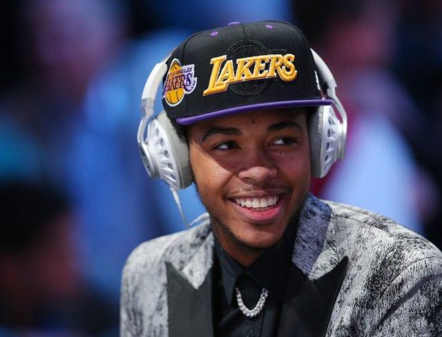 Brandon Ingram Professes Love For Lakers, Kobe Bryant