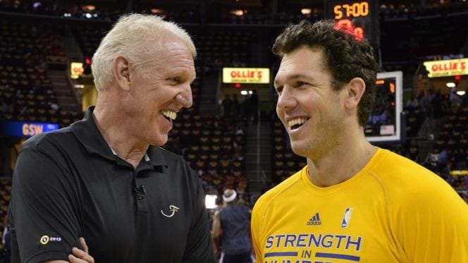 "Bill Walton: ""i'm The Proudest And Luckiest Dad In The World"""