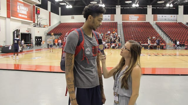 Video: Brandon Ingram On Kevin Durant, Popovich, Team Usa